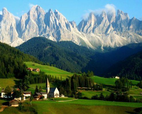 بورسیه فلوشیپ در اتریش