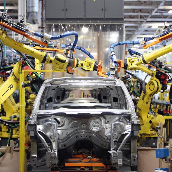 زبان انگلیسی برای صنعت خودرو