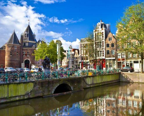 دکترای هوا فضا در هلند