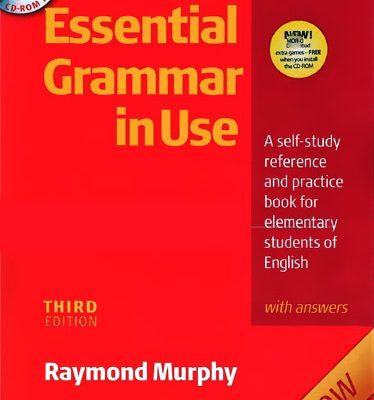 دانلود کتاب Essential Grammar in Use