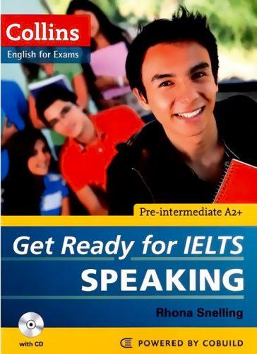 کتاب Get Ready for IELTS Speaking-منابع آزمون آیلتس