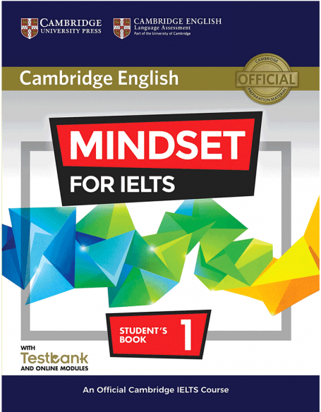 Mindset for ielts students book 1