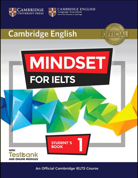 کتاب Mindset for ielts students book 1-منابع آزمون آیلتس