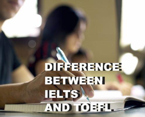 تفاوتهای آیلتس و تافل