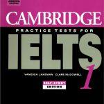 کتاب cambridge ielts 1 self study- منابع آزمون آیلتس