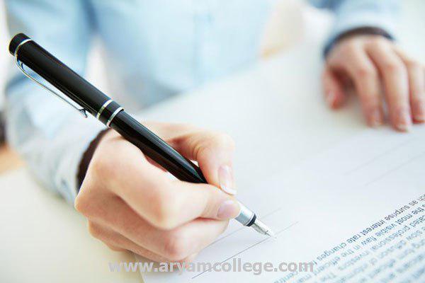 اصول نوشتن writing خوب. نحوه نوشتن رایتینگ آیلتس