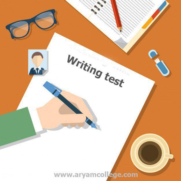 اصول نوشتن writing خوب, نحوه نوشتن رایتینگ آیلتس
