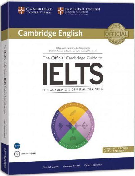 کتاب the official cambridge guide to ielts- منابع آزمون آیلتس