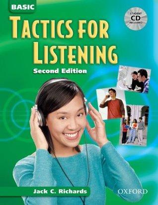 دانلود پاسخنامه کتاب tactics for listening,دانلود کتاب tactics for listening,افزایش مهارت شنیداری
