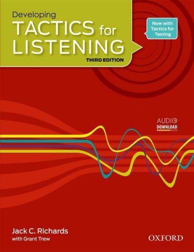 دانلود کتاب DEVELOPING TACTICS FOR LISTENING