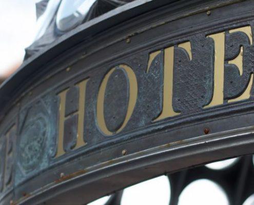 انگلیسی در هتل