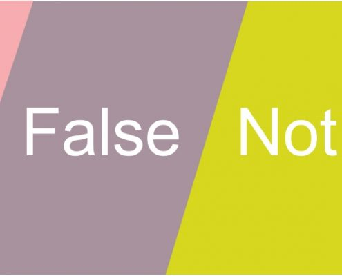 سوالات true / false / not given