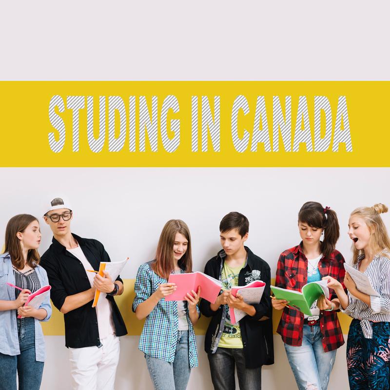 تحصیل در کانادا و آیلتس