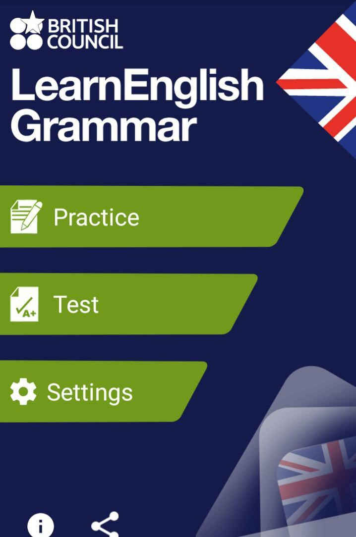 دانلود اپ Learn English Grammar