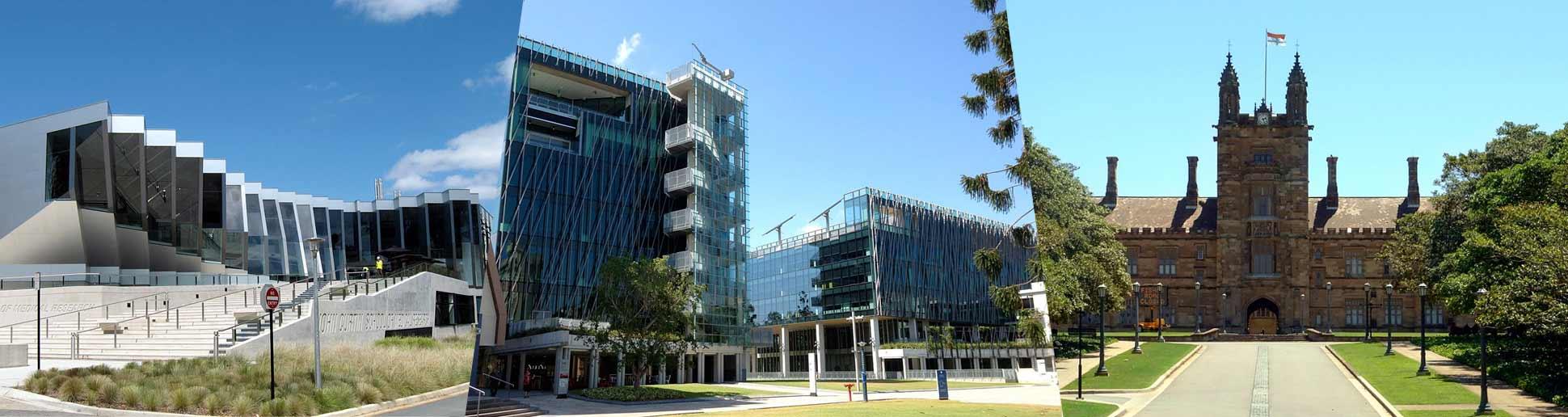 نمره آیلتس موردنیاز دانشگاههای استرالیا - کالج آریام