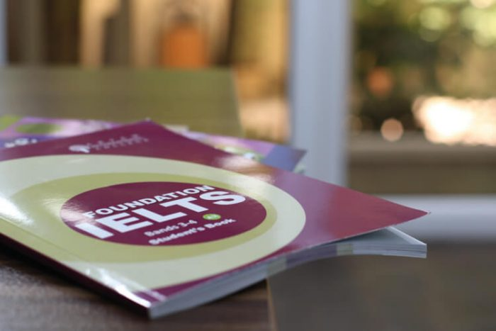 IELTS Foundation book