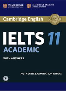 کتاب کمبریج آیلتس ۱۱ - آکادمیک