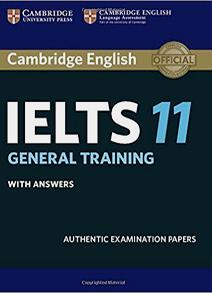 کتاب آیلتس کمبریج ۱۱ - جنرال
