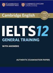 کتاب آیلتس کمبریج ۱۲ - جنرال
