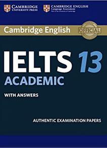 کتاب آیلتس کمبریج ۱۳ - آکادمیک