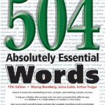 دانلود 504 Absolutely Essential Words