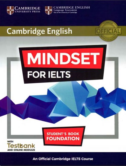 دانلود MINDSET For IELTS Foundation