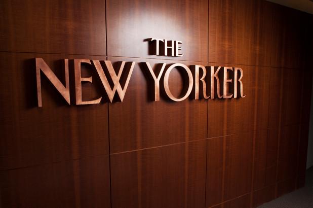 مجلات the New yorker